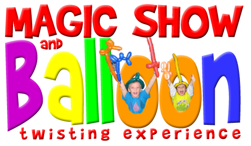 Magic show and balloon twisting workshop!