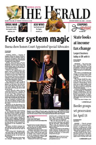 houston magician in the news